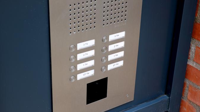 Moderne adgangskontrol