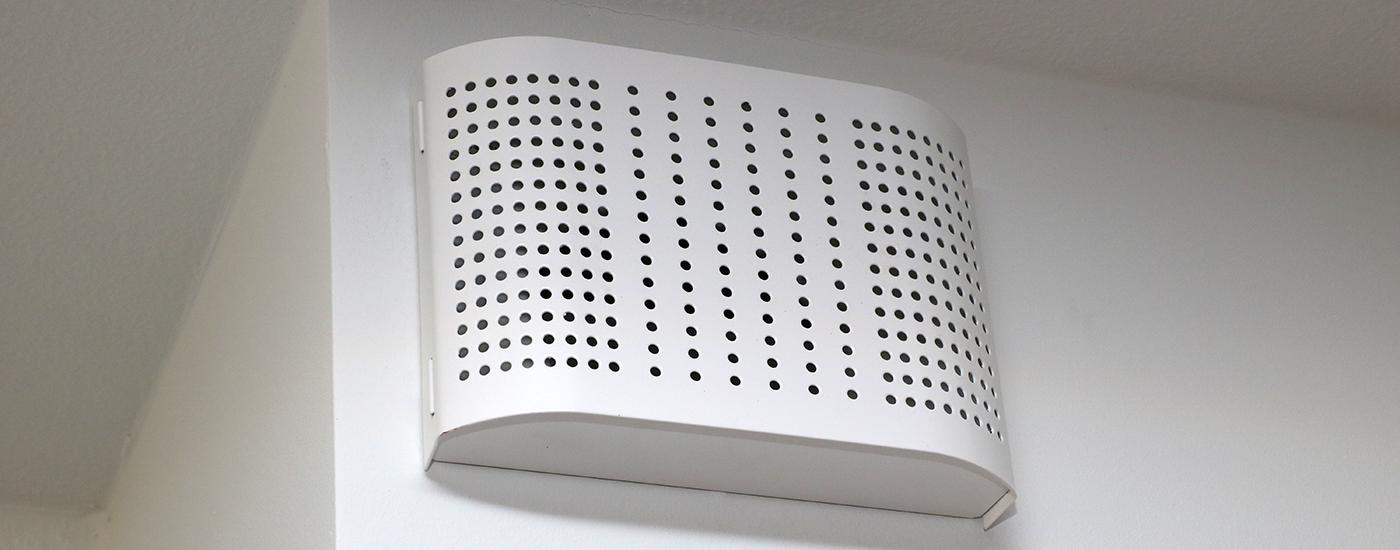 Avanceret ventilations system